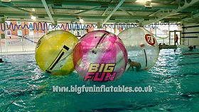 Big Fun Inflatable Aqua Zorbs for Sale UK, Aqua Zorbs, Water Walkerz, Inflatable Water Products