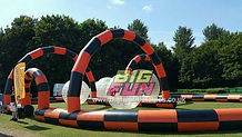 Big Fun Inflatable Arenas and Tracks for Sale UK, Inflatable Arenas & Tracks, Inflatable Arena