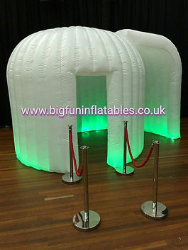 Inflatable Photo Booth, Inflatable Wall, Inflatable Promotional Marquees & Tens, Promotional Booth