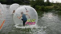 Big Fun Inflatable Bubble Zorbs for Sale UK, Bubble Zorbs, Body Zorbs, Bumper Balls