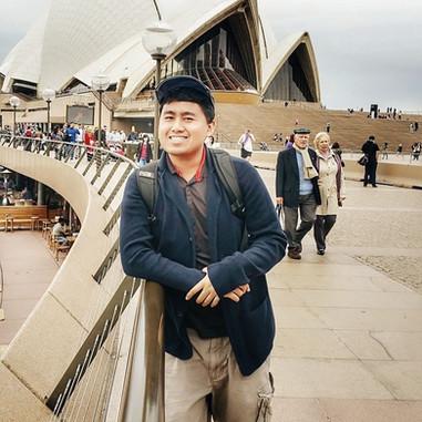 JAY CHUA Singer 蔡戔倡歌手 Sydney Opera House
