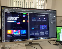 Website Design in JDesignIt