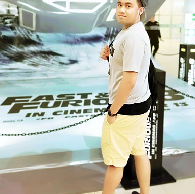Fast and Furious in Cinema