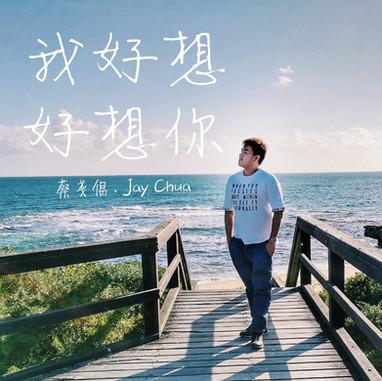 我好想好想你 Missing You by JAY CHUA Singer 蔡戔倡歌手