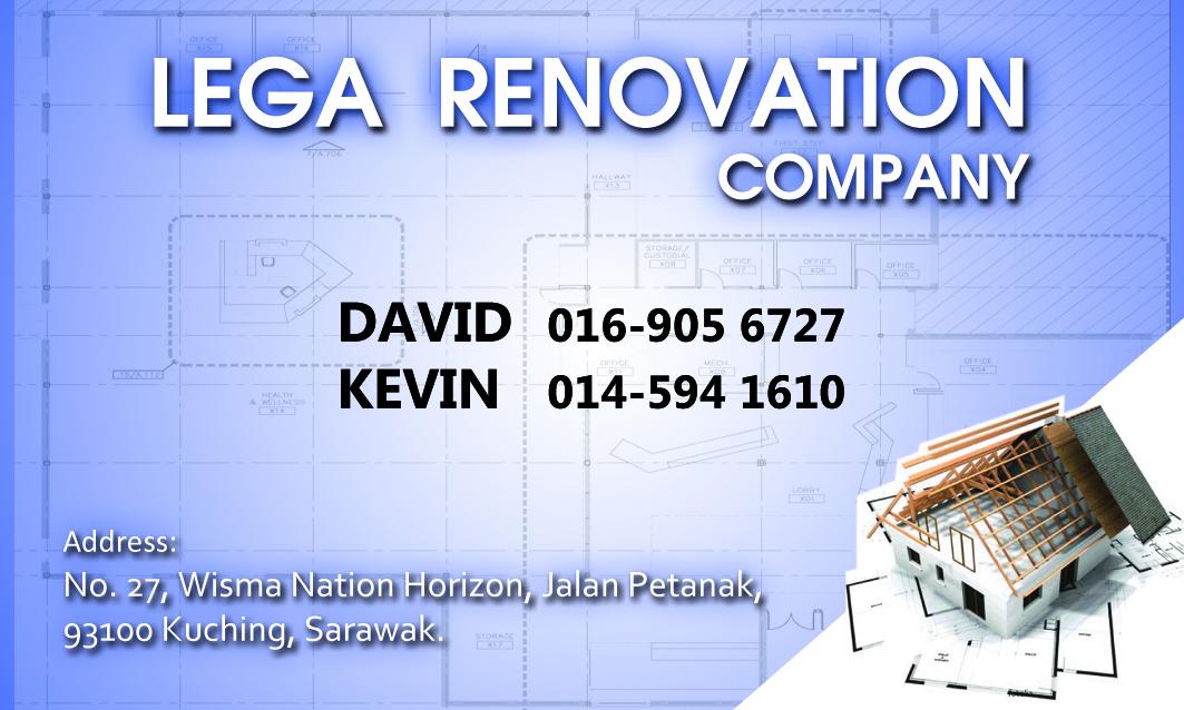 Lega Renovation