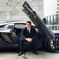 Jay Chua McLaren Zoom In