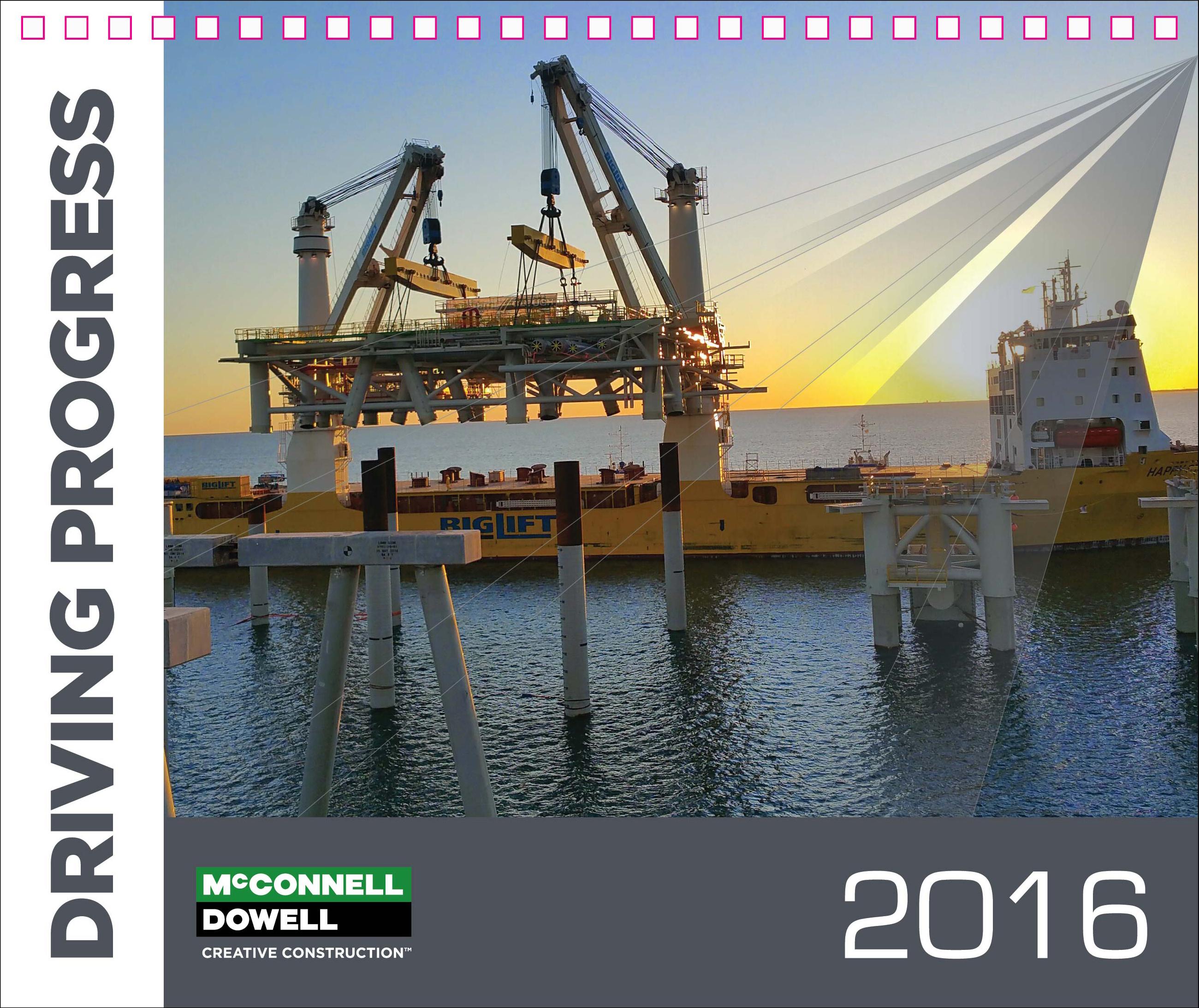 Calendar 2016 Cover