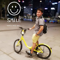 JAY CHUA Singer 蔡戔倡歌手 Smile Cycling