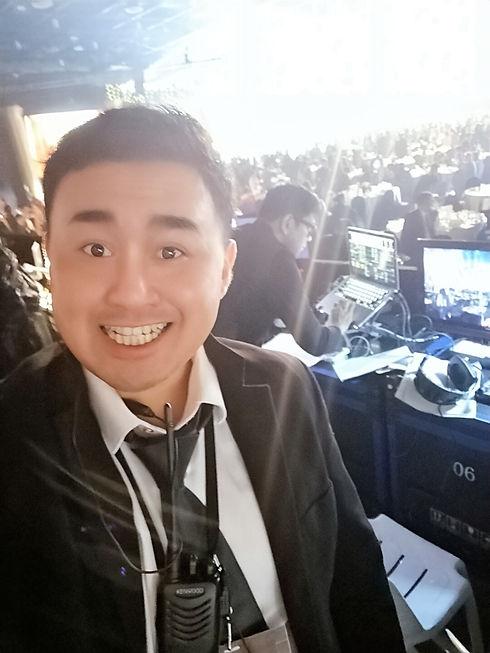 Jay Chua Multimedia Designer on work