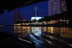 Kuching Night Lanscape