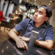 JAY CHUA Singer 蔡戔倡歌手 Drinks Dean Deluca Coffee
