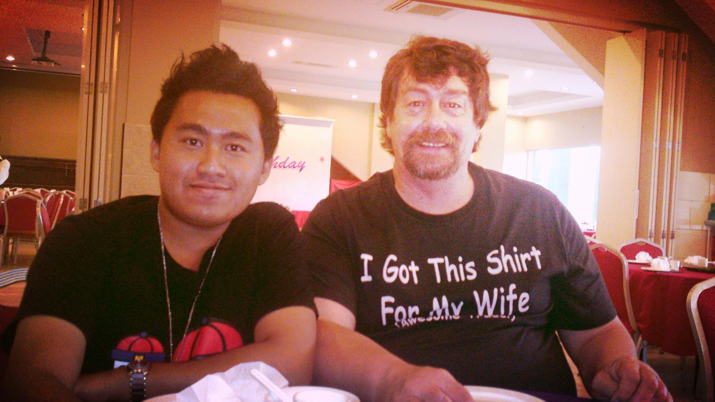 Jay Chua and Raymond