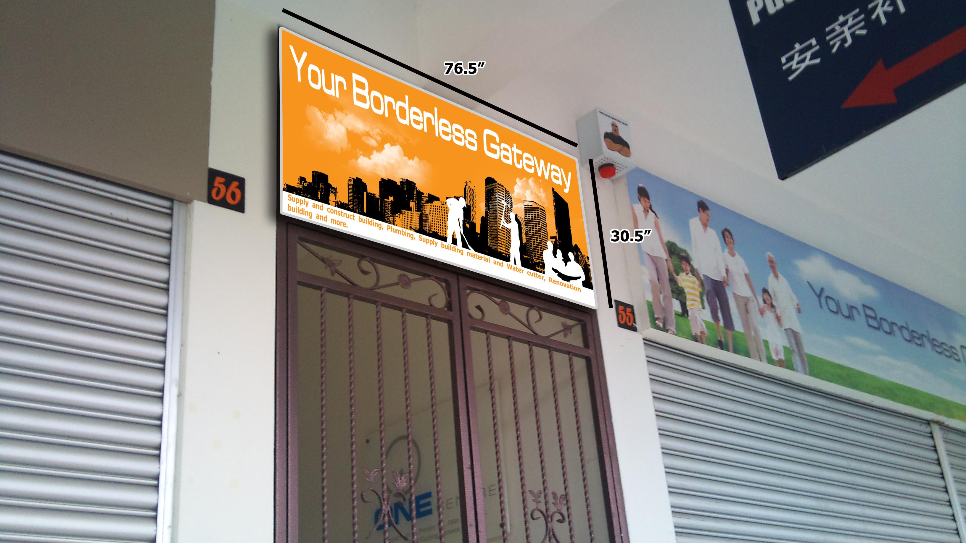 The Borderless Gateway