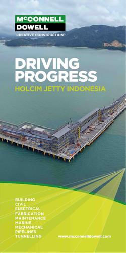 Holcim Jetty Indo 1000x2000mm Banner