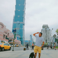 JAY CHUA Singer 蔡戔倡歌手 in Taipei Full Image