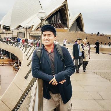 JAY CHUA Singer 蔡戔倡歌手 in Sydney