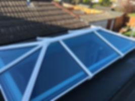 Lantern Roof Conversion