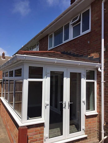 SupaLite Conservatory Tiled Roof