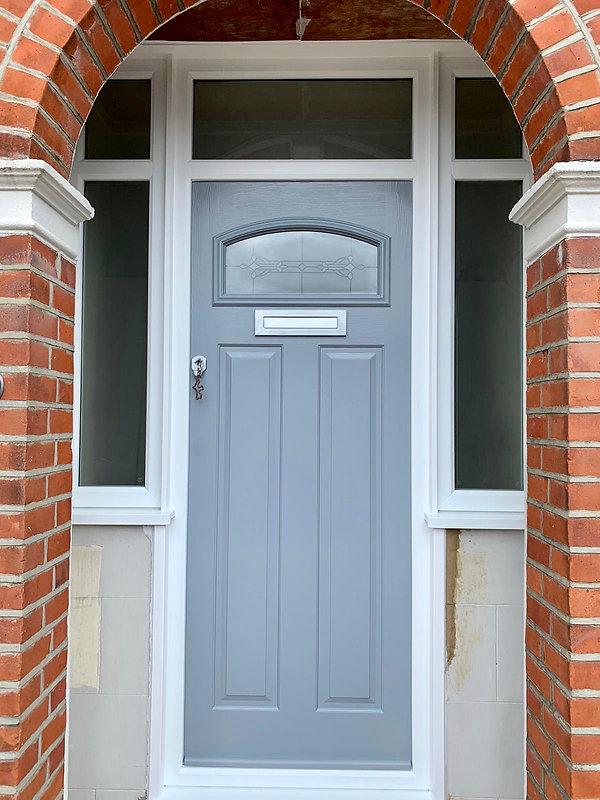 composite door gosport
