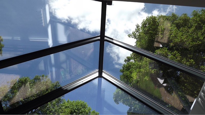 Bespoke Aluminium Frame Conservatory