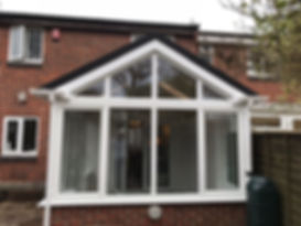 Conservatory Tiled Roof