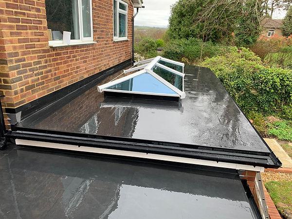 orangery roof fareham