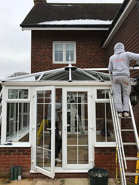 SupaLite Orangery Conservatory Roof