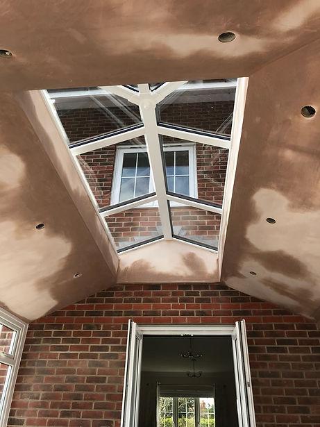 Supalite Oranery Roof System