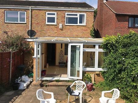 tiled conservatory roof gosport
