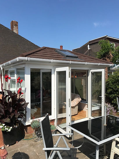 Supalite conservatory roof