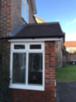 Porch Windows Front Door Fareham