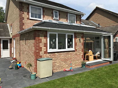 SupaLite Orangery Tiled Roof