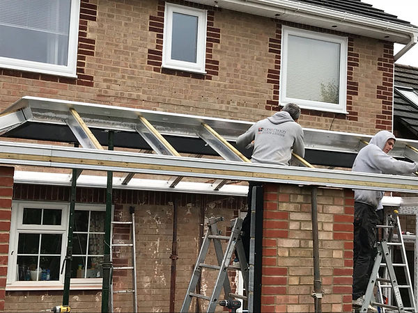 Supalite Orangery Roof System