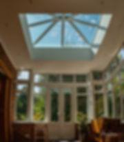 SupaLite Flat Roof Orangery Hampshire