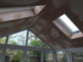 Tiled Conservatory Roof Fareham