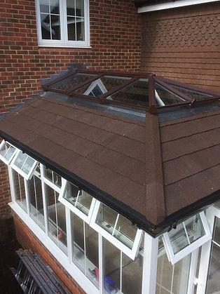 SupaLite Orangery Roof