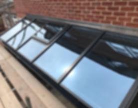 Bespoke Aluminium Roof Light Fareham