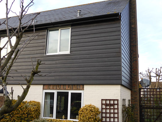 Marley Cedral Weatherboard Cladding West Sussex