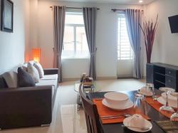 short term rental 1 bedroom