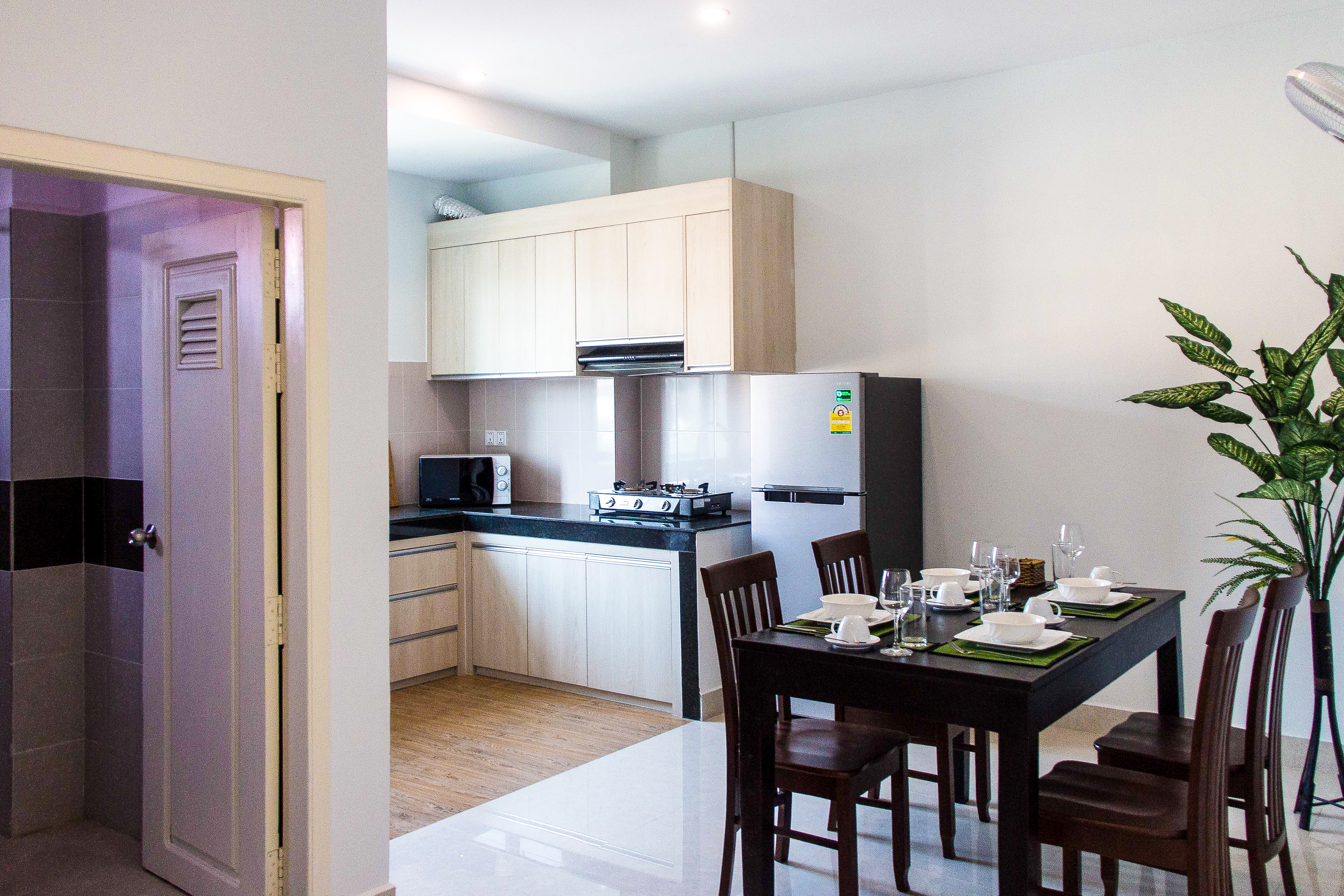 western residence | Kitchen | PP
