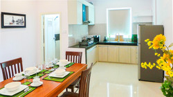 self catering | kitchen | Phnom Penh