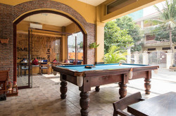vacation rental | pool table | PP