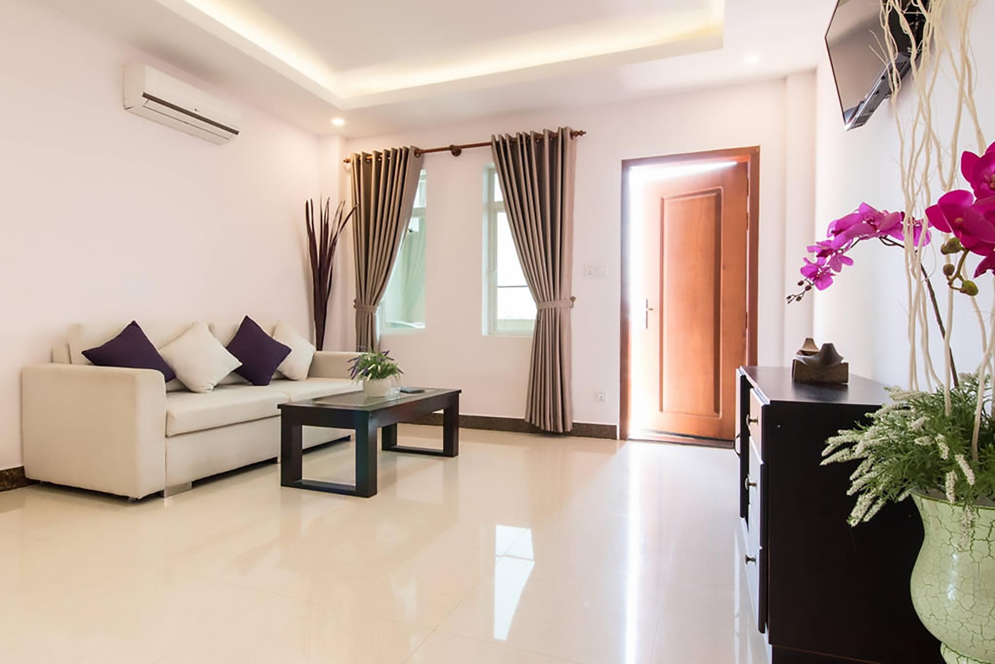 Living area | Phnom Penh