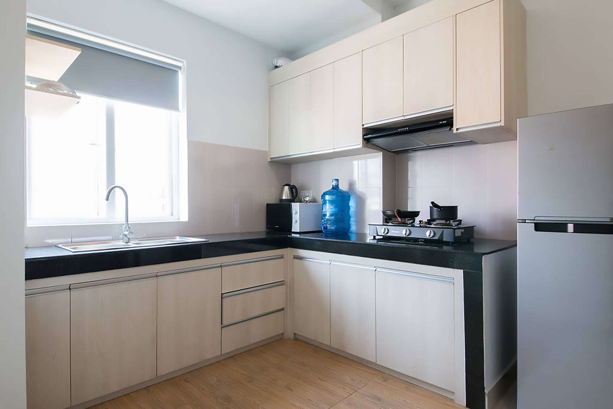 Kitchen | Residence | extended stay