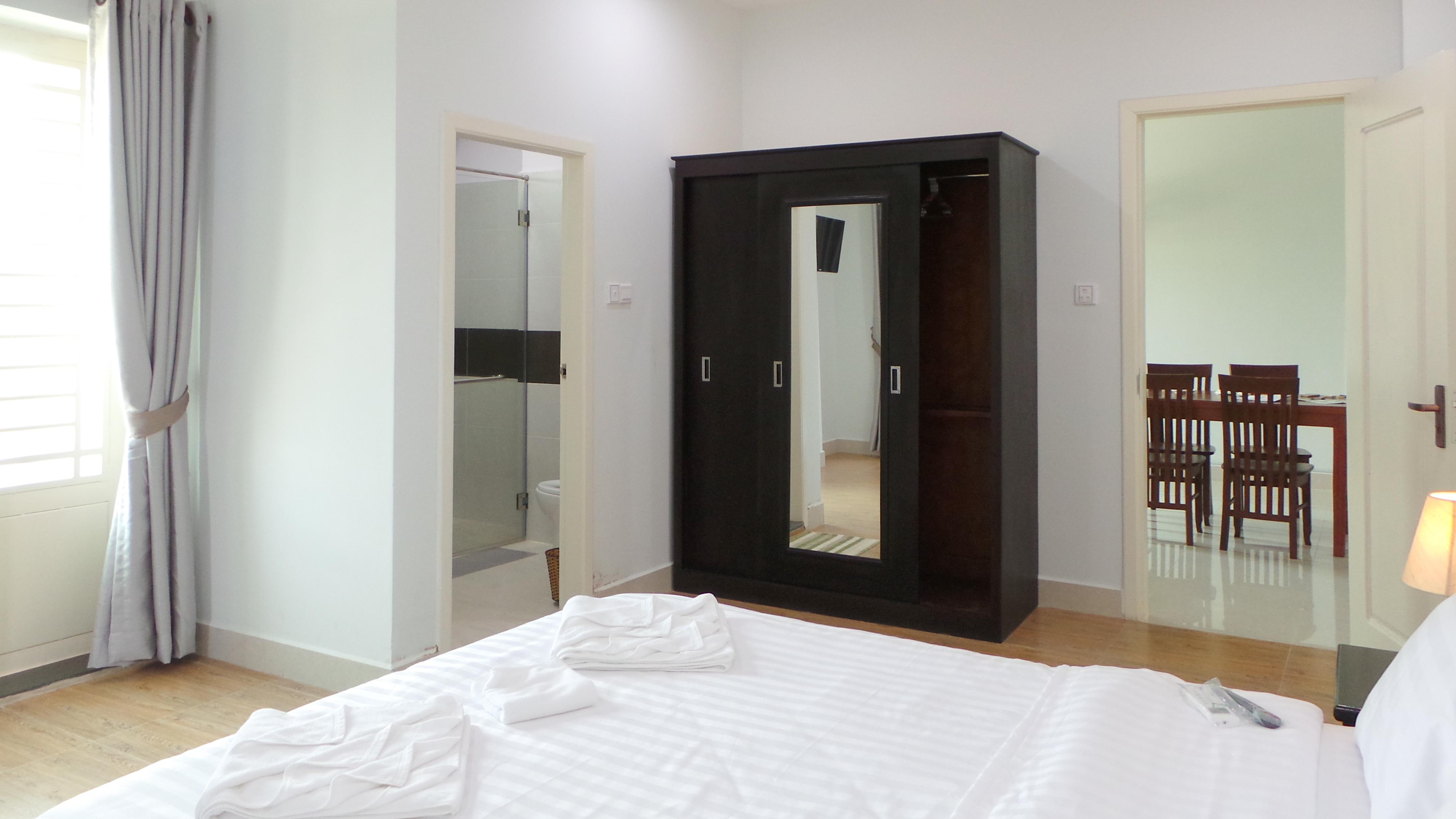 Bedroom | La Belle Residence | PP