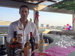 Rooftop Bar | pool | phnom penh