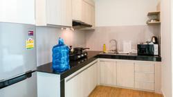 Kitchen @ La Belle Residence PP