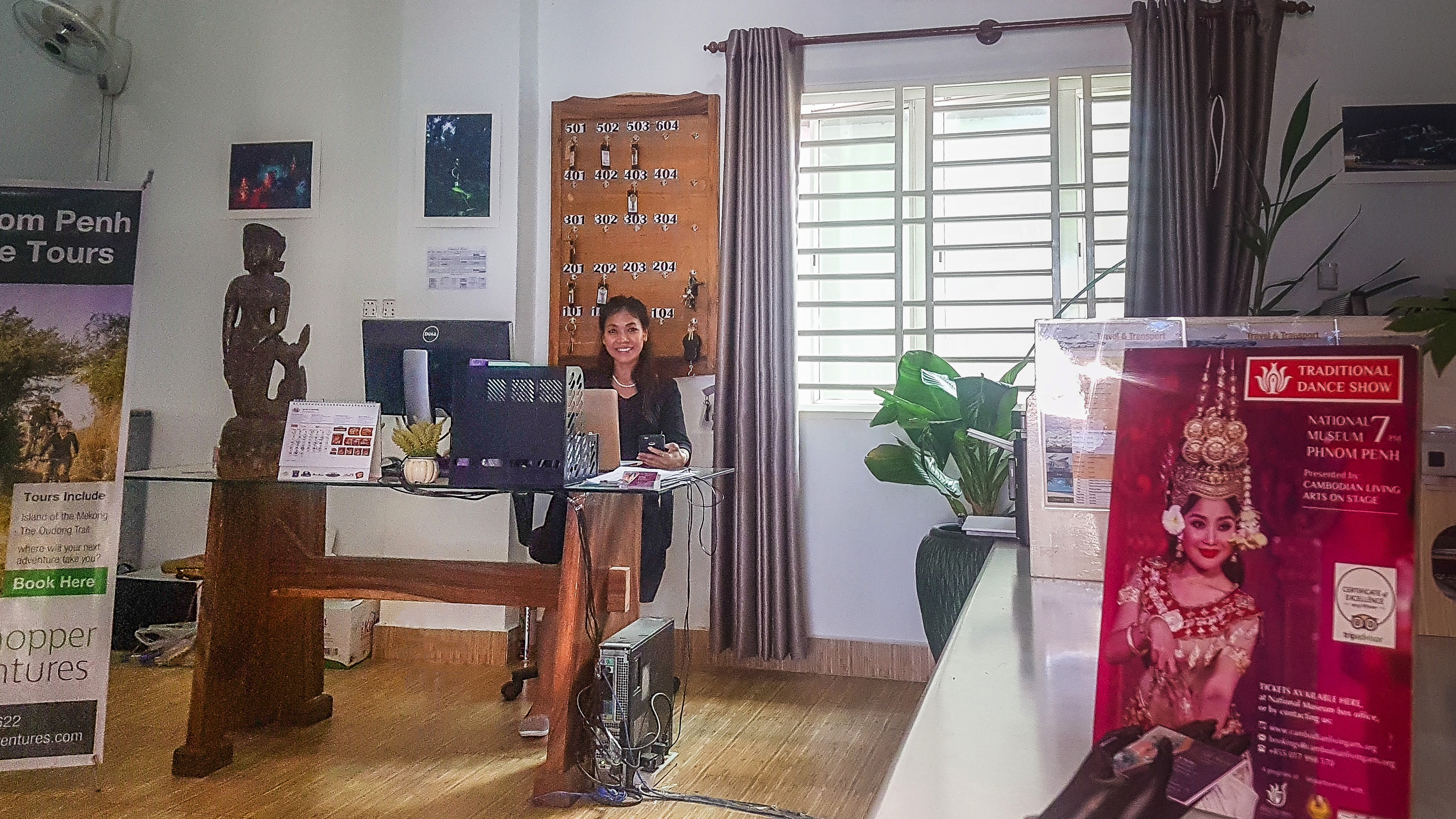 mid term | Phnom Penh rent