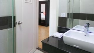 western - bathroom - LBR  Phnom Penh