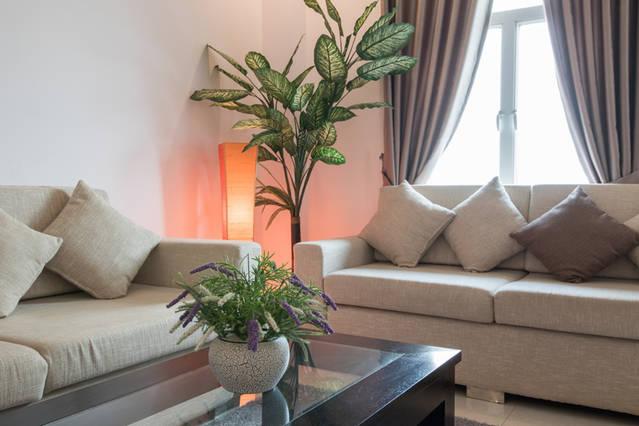 comfy living room | phnom penh